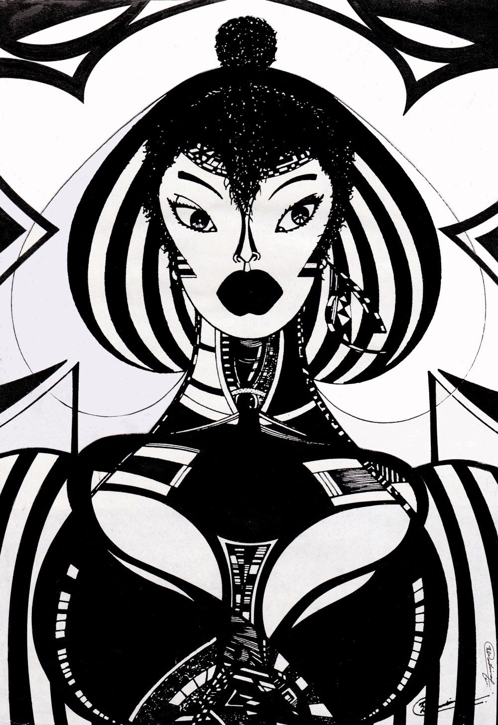Zwart - Wit